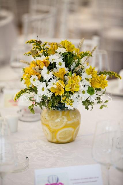 20 Sugestii Aranjamente Florale Nunta Blog An Ca Events